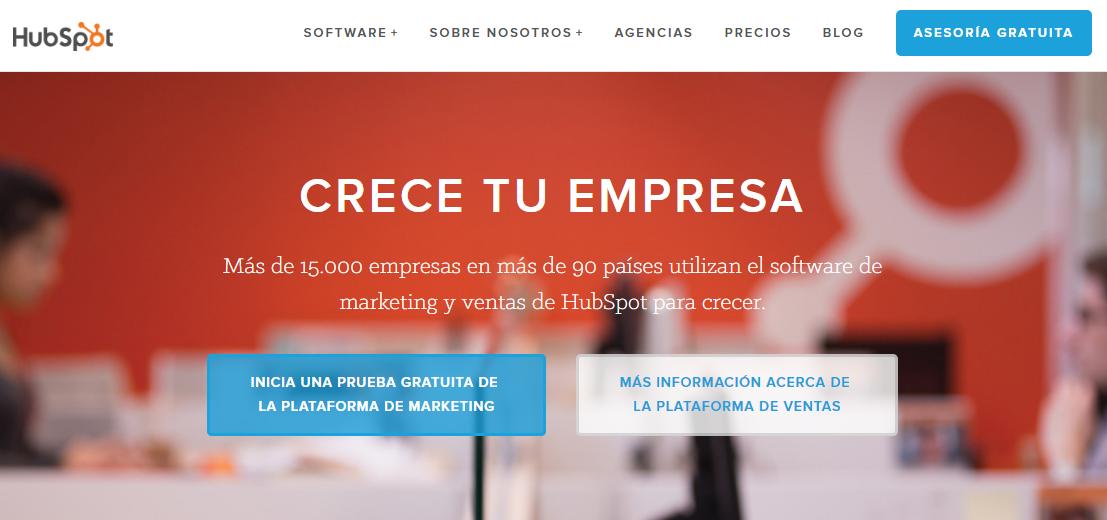 HubSpot es un CRM ideal para tu negocio