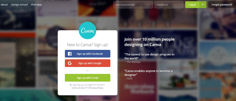 Canva es la herramienta de diseño profesional más fácil del mundo